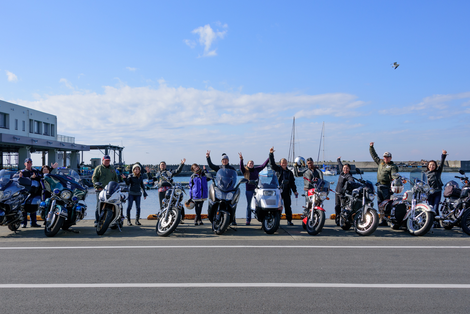 Motorcycle Tours in Japan | Fun Ride Japan