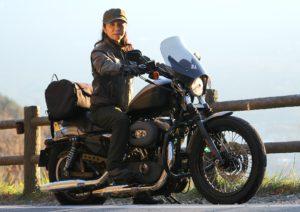 motor-cycle tour gide matsubayashi